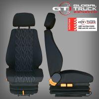 Isuzu Drivers Air Suspension Seat - FRR FSR FTR FV 1996 to 2007