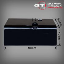 Universal Diesel Fuel Tank 165 Litre - Hino 500 Series Square Style