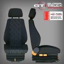 Hino Drivers Air Suspension Seat - Ranger, Pro 500, 700 Series 1996 to 2011