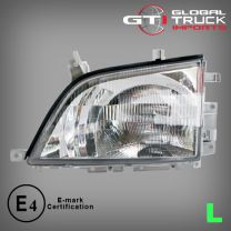 Hino Headlight L/H - Dutro XZU3 XZU4 2001 to 2002