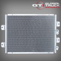 Hino Air Conditioning Condenser - Dutro 300 Series XKU4 XZU4 2001 to 2011
