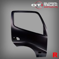 Hino Door Shell R/H (With Reflector) - Dutro 300 Series XZU3 XKU4 XZU4 XKU6 XZU6 2003 On