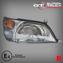 Hino Headlight R/H - Dutro 300 Series XZU3 XKU4 XZU4 XZU6 2003 to 2017