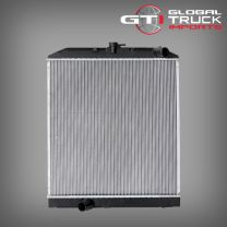 Hino Radiator - Dutro 300 Series XZU4 S05TCB Manual Trans 2003 to 2007