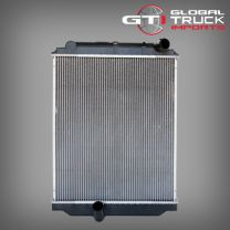 Hino Radiator - Dutro 300 Series XZU3 XKU6 XZU6 N04C Manual Trans 2004 On