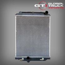 Hino Radiator - Dutro 300 Series XZU3 XKU6 XZU6 NO4C Auto Trans 2004 On