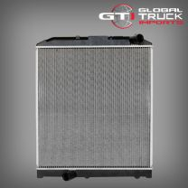 Hino Radiator - Dutro 300 Series XKU4 XZU4 XKU7 XZU7 N04C Manual Late 2006 On