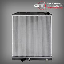 Hino Radiator - Dutro 300 Series XKU4 XZU4 XKU7 XZU7 N04C Auto Late 2006 On