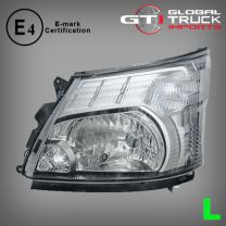 Hino Headlight L/H - 300 Series XJC7 XZU7 2012 On