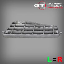 Hino Step Plate Upper - Pro 500 700 Series 2003 On