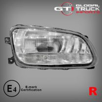 Hino Headlight Electric Adjust R/H - Pro 500 & 700 Series 2003 On