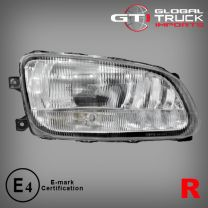Hino Headlight Manual Adjust R/H - Pro 500 & 700 Series 2003 On