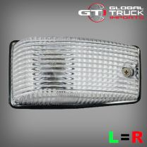 Hino Side / Door Lamp White - Dutro 300, Pro 500 & 700 Series