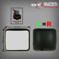 Hino Heated Spotter Mirror - 500 Series 2010 On & 700 Series 2004 On