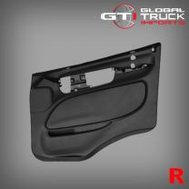 Hino Door Trim Black R/H - 500 700 Series 2010 On