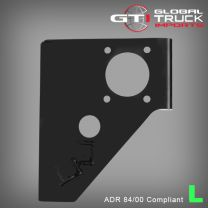 Hino FUPS Bar Step Bracket L/H - 500 Series FG FL FM GH 2010 to 2017