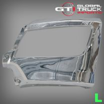 Hino Bumper Bar Corner Chrome L/H - 500 Series FD FE 2018 On