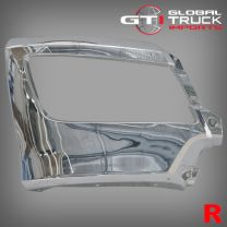 Hino Bumper Bar Corner Chrome R/H - 500 Series FD FE 2018 On