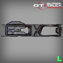 Isuzu Bumper Bar Stay L/H - NLR NLS 2008 On