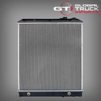 Isuzu Radiator - NPR 4HK1 Auto Trans 2008 On