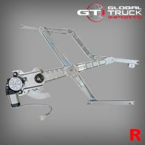 Isuzu Window Regulator Electric R/H - N F FX FY Series 2008 on