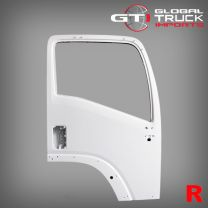 Isuzu Door Shell White R/H - F FX FY Series 2008 On