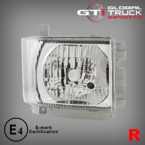 Isuzu Headlight Electric Adjust R/H - F FX FY Series 2008 On