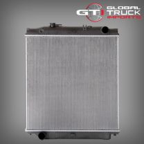 Isuzu Radiator - FRD FRR FSD FSR 6HK1 Manual Trans 2008 On
