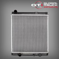 Mitsubishi Radiator - Canter FE8 4D34-T Manual Trans 2005 to 2008