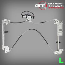 Mitsubishi Power Window Regulator L/H - Canter 2005 On