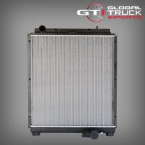 Mitsubishi Radiator - Canter FEB FEC 4P10 Manual Trans 2011 On