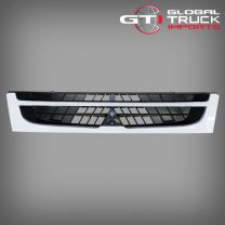 Mitsubishi Grille White (Bar Type) - Fighter FK 2008 On, FM FN 2008 to 2010