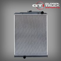 Mitsubishi Radiator - Fighter FK65F FM FN Manual Trans 2008 On