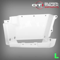 Mitsubishi Step Panel White L/H - Fighter 1996 to 2007