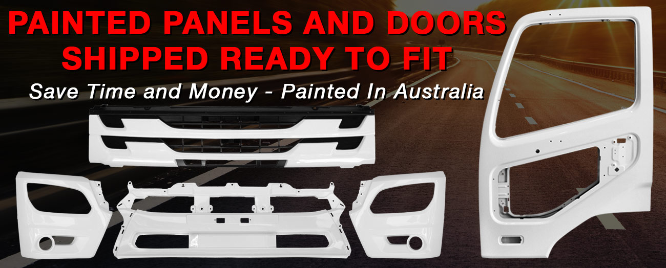 Painted Panels and Doors - Shipped Ready To Fit