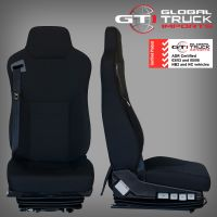 Mitsubishi Luxury Drivers Air Suspension Seat with Seat Belt - Fighter FK FM FN 1996 On