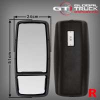 Iveco Electric & Heated Mirror R/H - Acco 2010 On