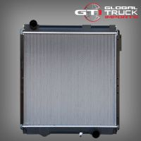 Mitsubishi Radiator - Canter FG 4M50 Manual Trans 2008 to 2010