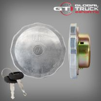 Locking Diesel Fuel Tank Cap (Prong Style) - Hino Pro 500 Series 2003 On