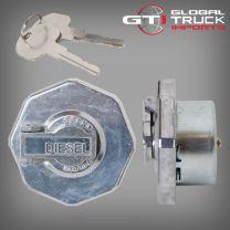 Locking Diesel Fuel Tank Cap - Suits FTI150 FTIFRR