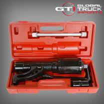 Truck Torque Multiplier / Wheel Nut Cracker 1:75 Ratio 33mm & 32mm Hex Sockets - Hino, Mitsubishi Fuso & Isuzu