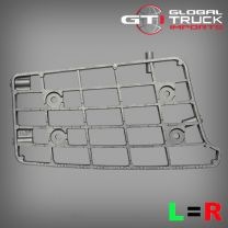 Hino Alloy Step Plate Centre & Lower L/H R/H - 700 Series 2004 On