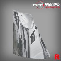 Hino Chrome Corner Panel R/H - 300 Series XJC7 XKU7 XZU7 2012 On
