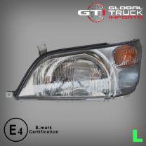 Hino Headlight Electric Adjust L/H - 300 Series XZU6 2012 to 2017