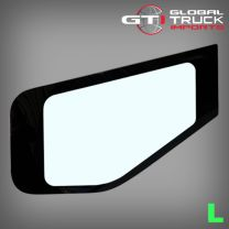 Mitsubishi Door Glass Lower Outer L/H - Fighter 2008 On