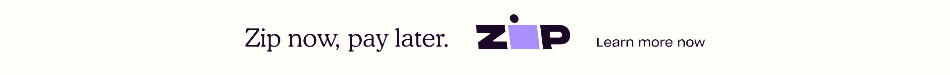 ZIP - ZIP now pay later